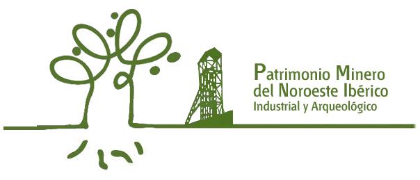Logo - Patrimonio minero del noroeste ibérico, industrial y arqueológico