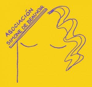 Asociación Simone Beauvoir - Logo