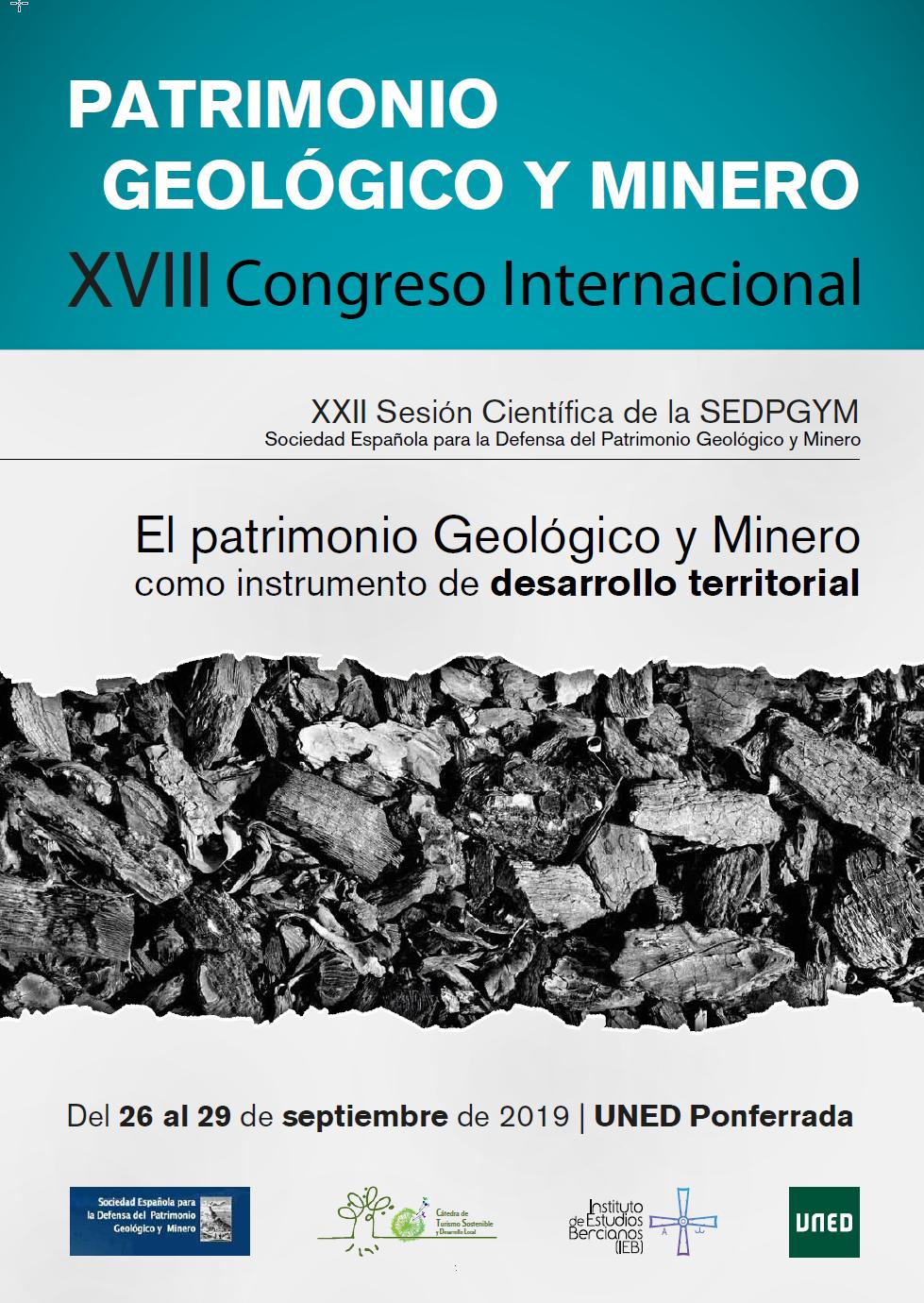 Cartel patrimonio geologico