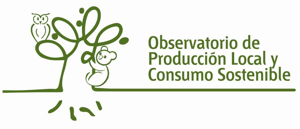 Logo Observatorio de Producción Local y Consumo Sostenible
