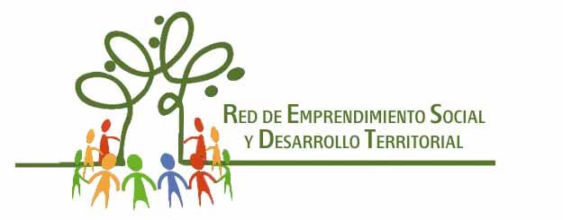 Logo - Red de Emprendimiento Social y Desarrollo Territorial