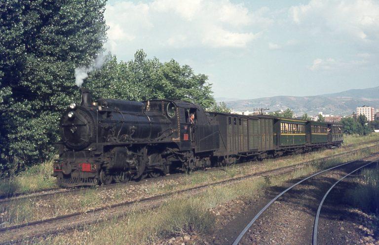 Tren de Ponferrada a Villablino