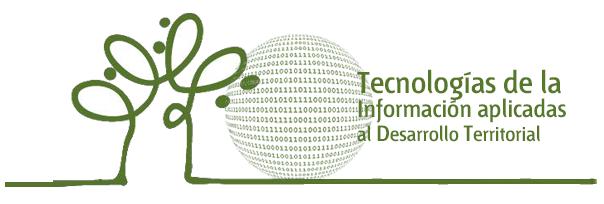 Logo Tecnologías de la Información aplicadas al Desarrollo Territorial (TIADT)