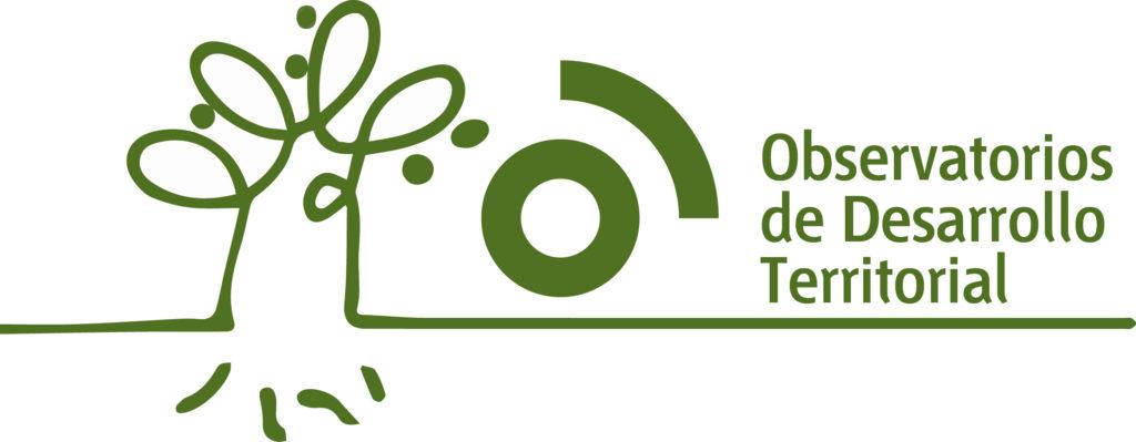 Logo Observatorios de Desarrollo Territorial