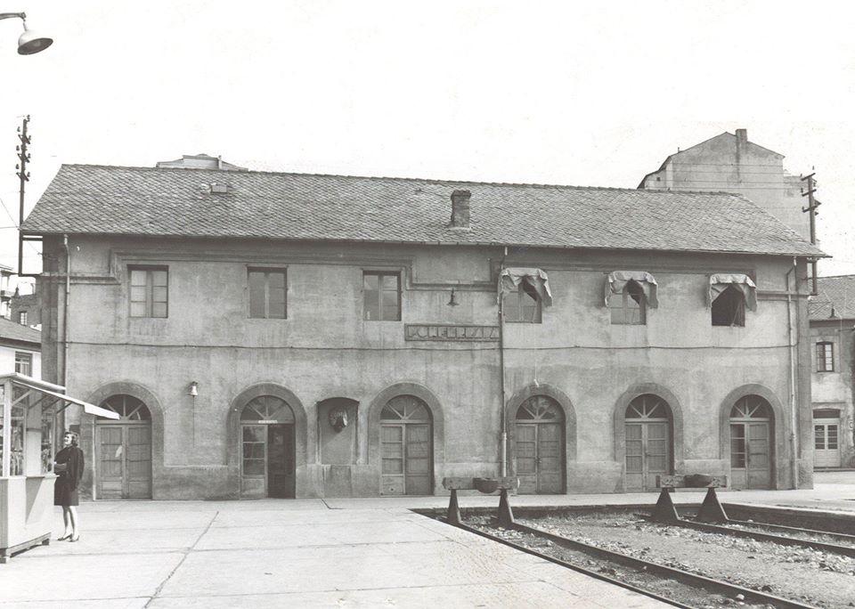 Estación MSP de Ponferrada