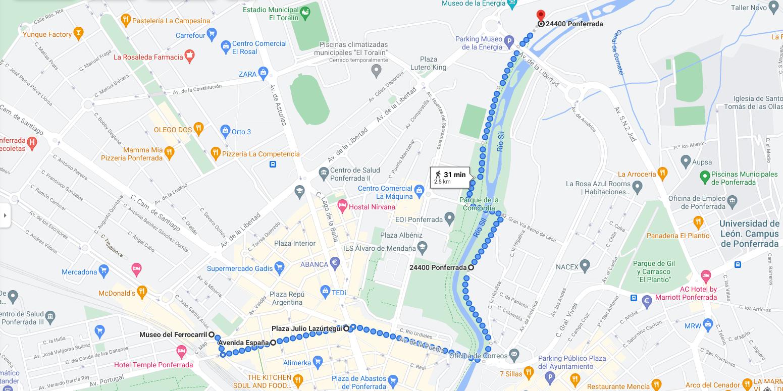 Ruta 1 - Un paseo comentado por la ciudad del dólar